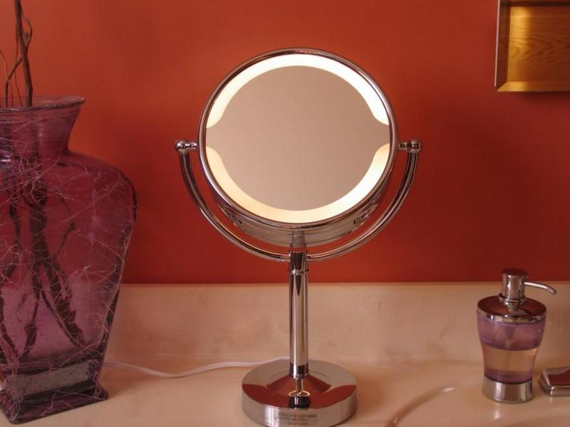 Lit Vanity Mirror
