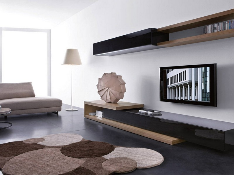 Living Room Entertainment Centers Wall Units