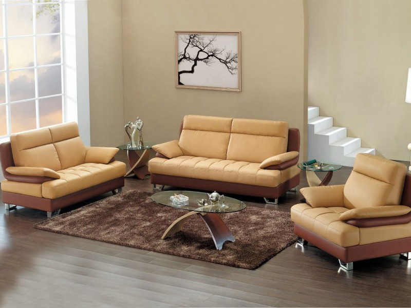 Living Room Furnitures For Small Spaces