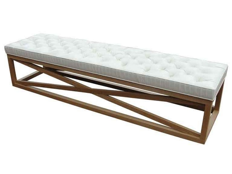 Long Ottoman Bench
