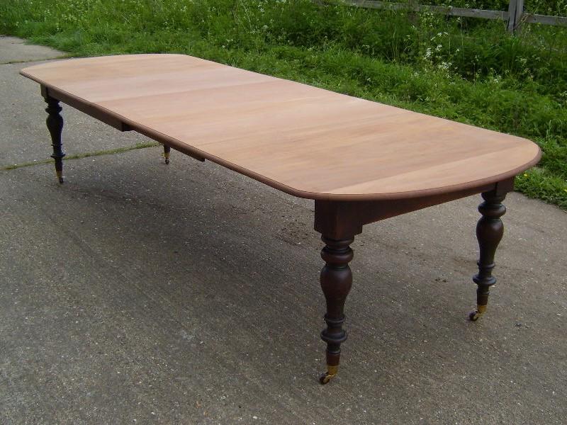 Long Slim Dining Tables