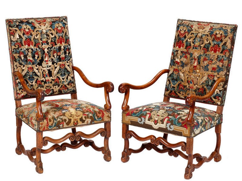 Louis Xiv Furniture Chair