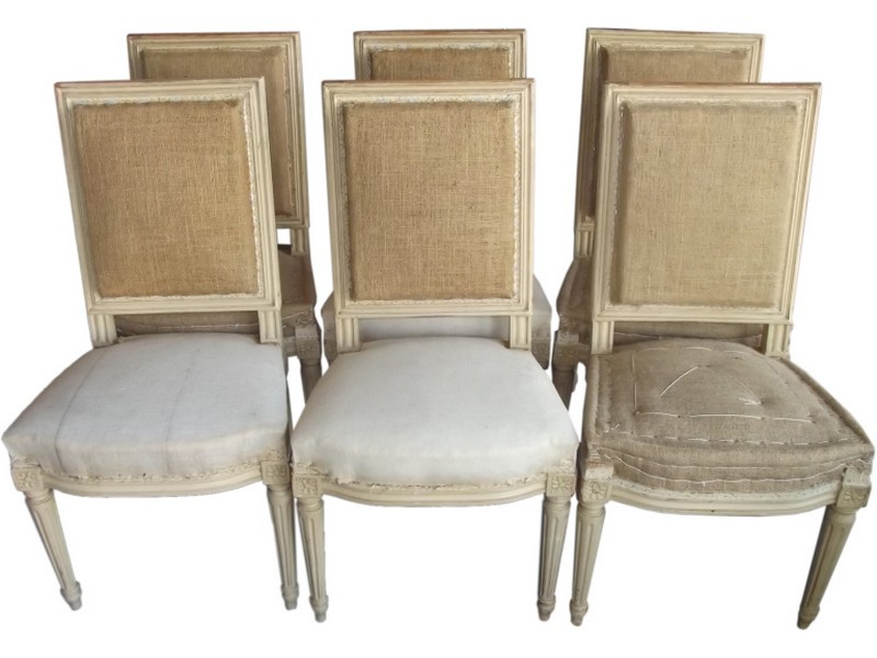 Louis Xvi Dining Chairs Reproduction