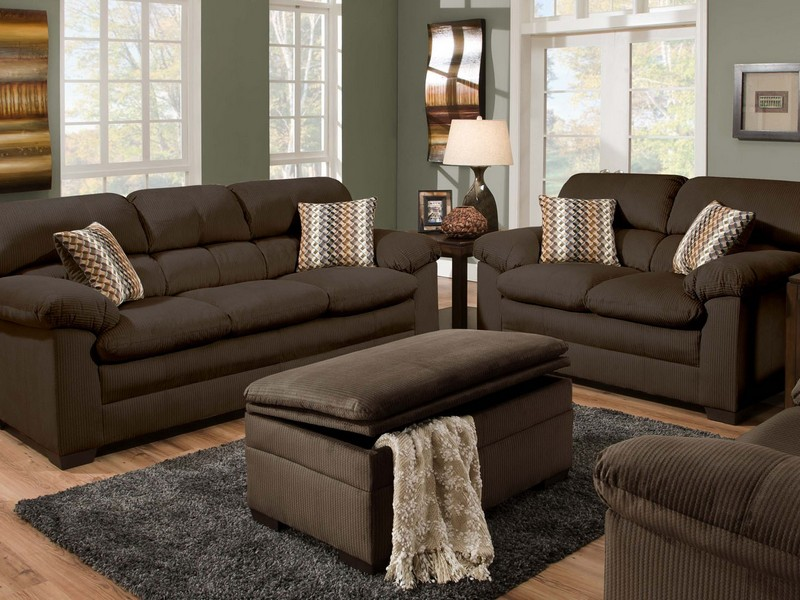Loveseat And Sofa Arrangements
