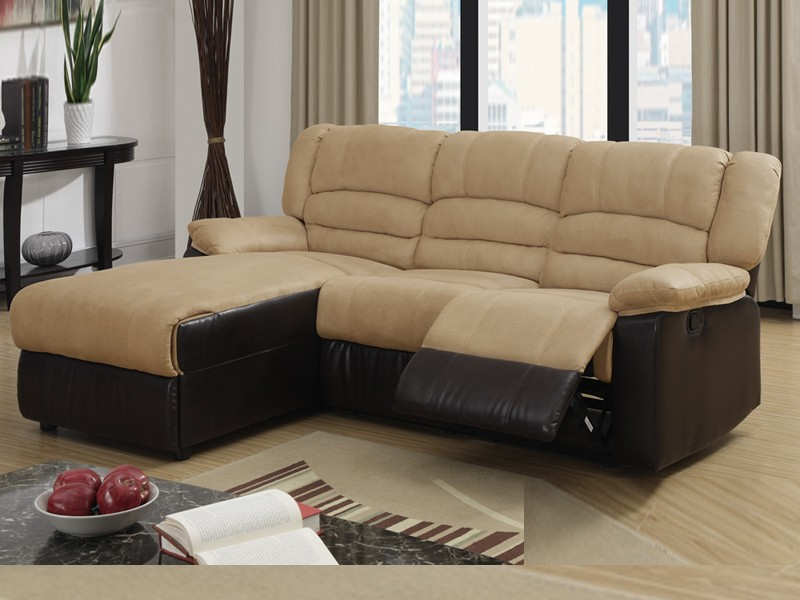 Loveseat Recliner With Center Console