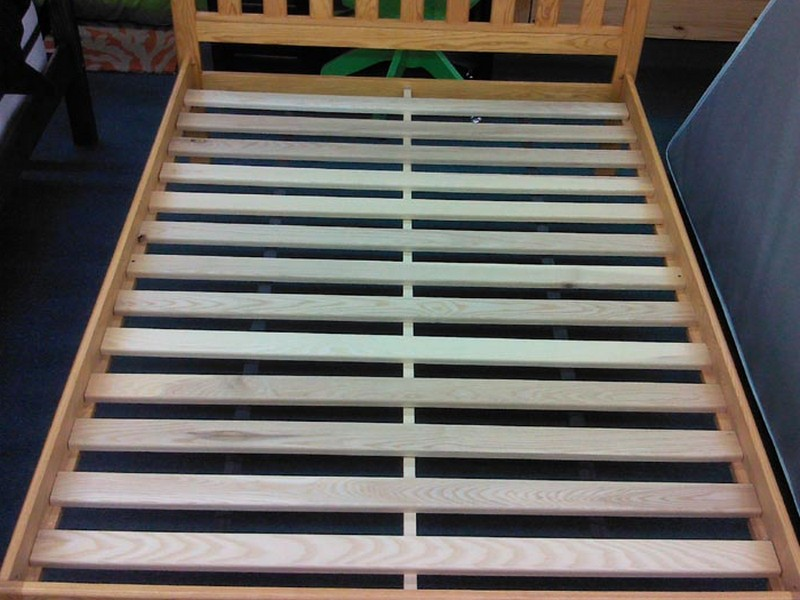 Low Platform Bed Frame Twin