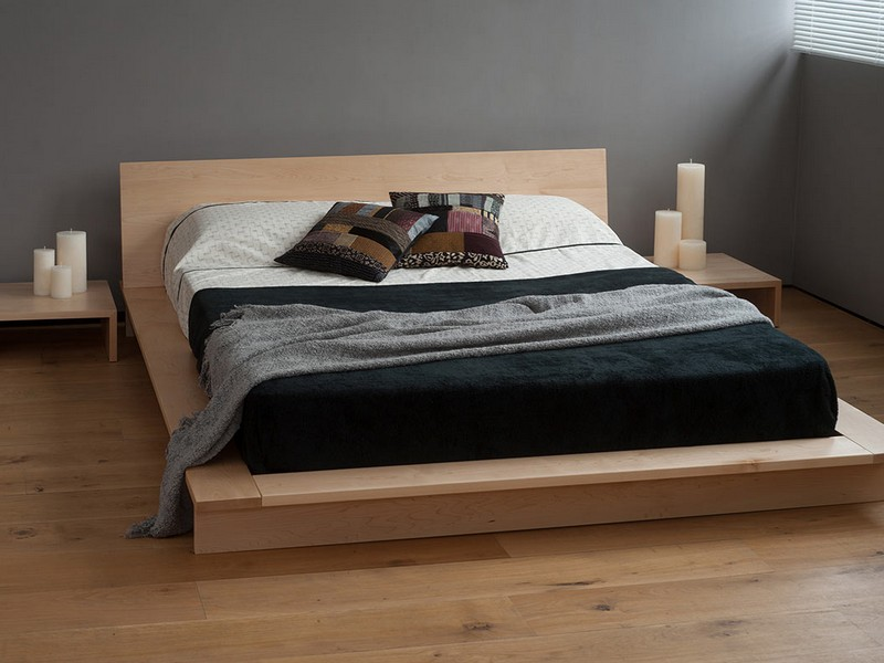 Low Platform Beds Uk