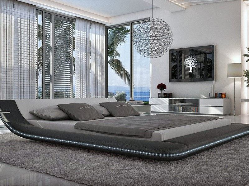 Low Profile Platform Beds