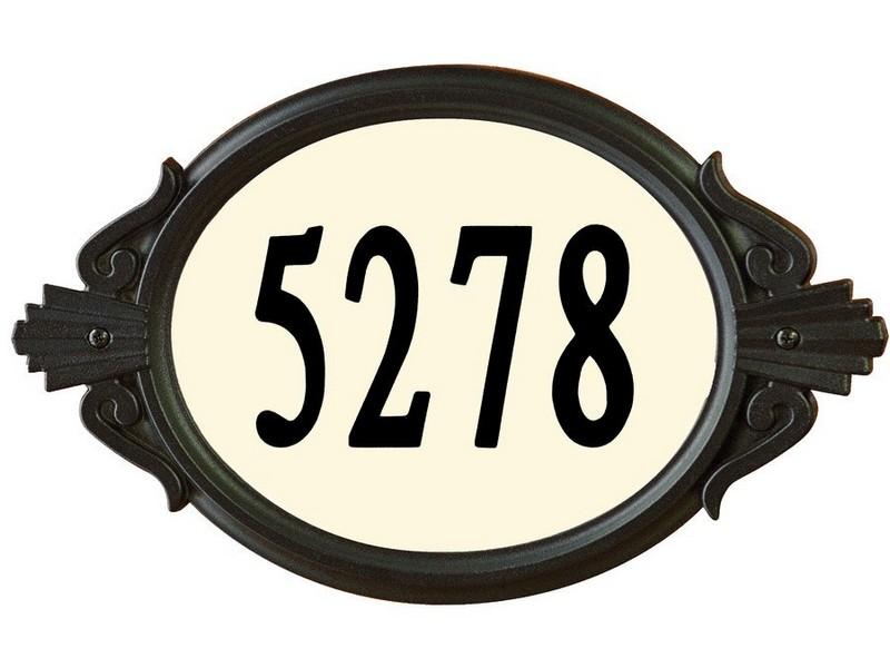 Lowes Address Plaques