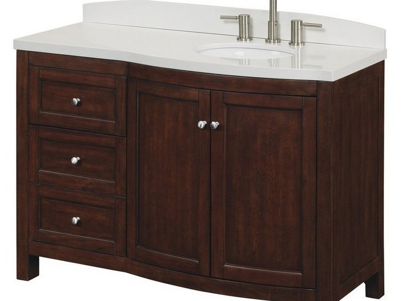 Lowes Bathroom Vanities 48