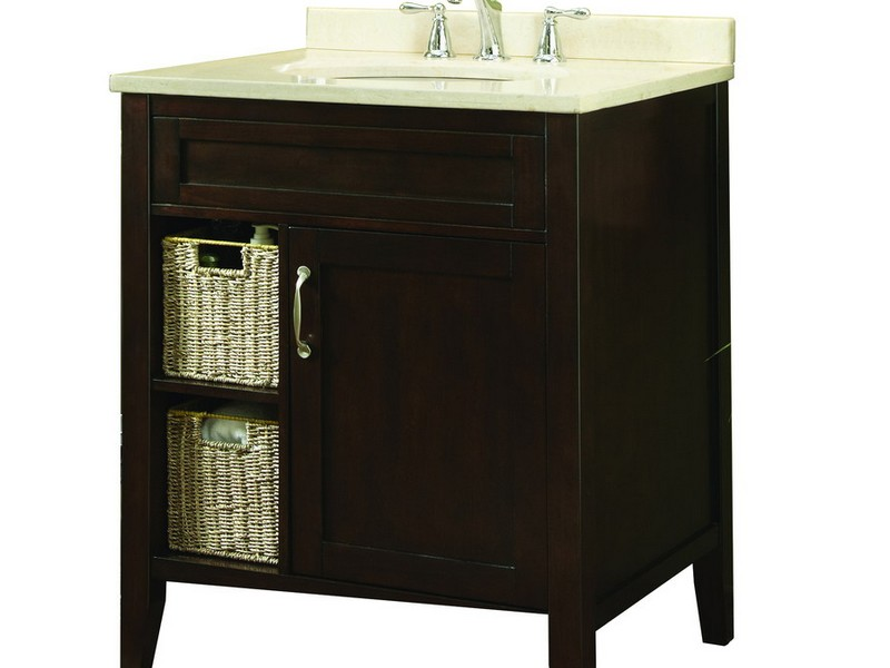 Lowes Bathroom Vanities With Tops