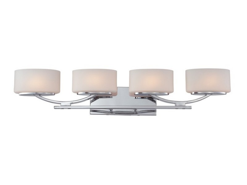 Lowes Bathroom Vanity Lights Chrome