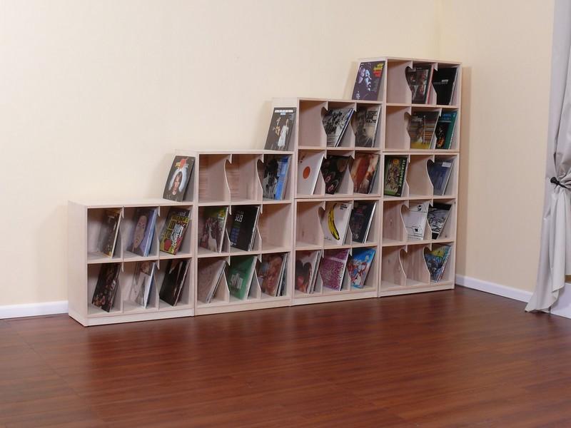 Lp Cabinet Record Storage