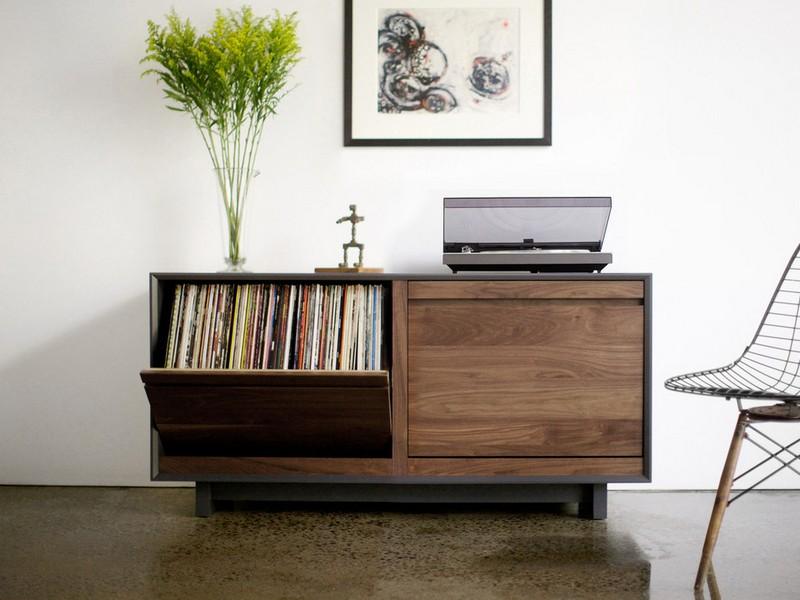 Lp Storage Cabinet Ikea