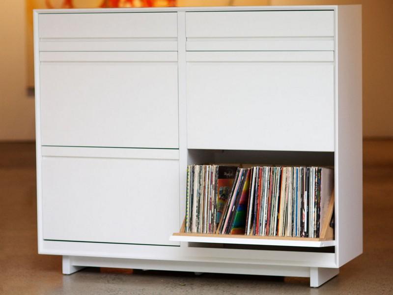 Lp Storage Cabinet