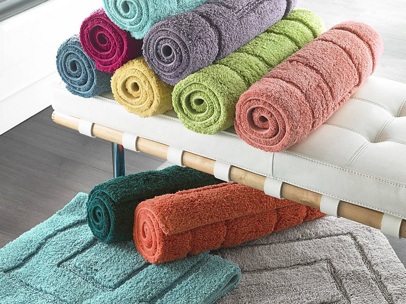 Luxury Bath Rugs And Towels