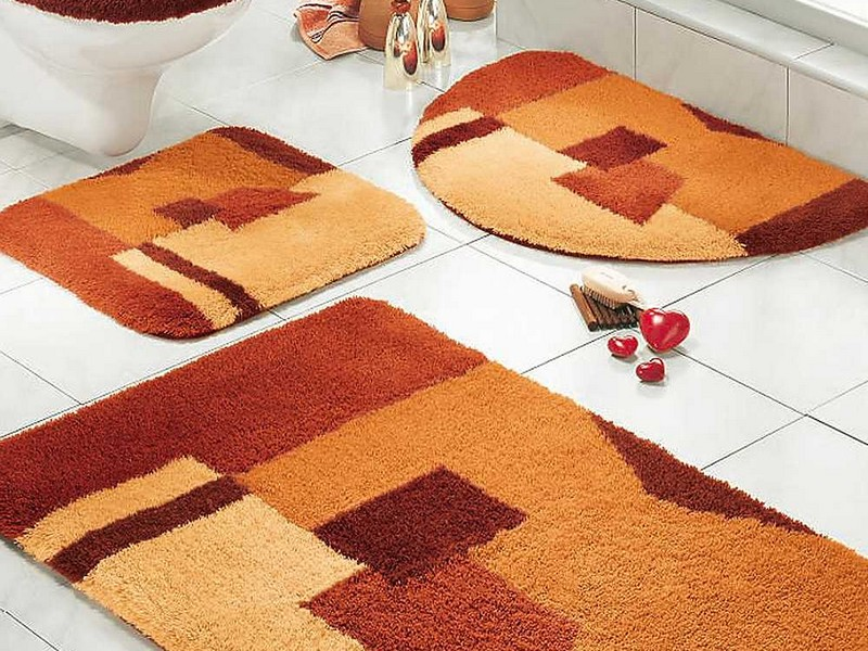 Luxury Bath Rugs Sets