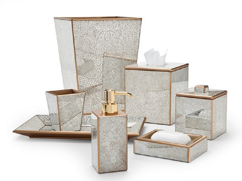 Luxury Bathroom Accessory Sets