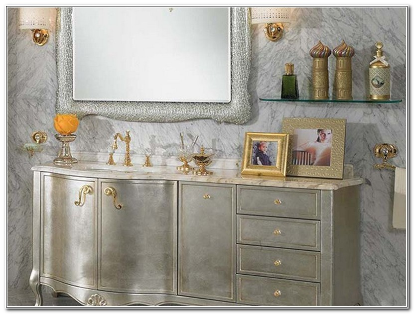 Luxury Bathroom Vanities Ideas