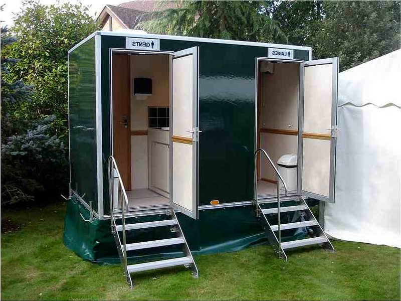 Luxury Portable Bathrooms