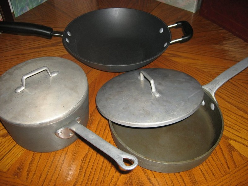 Magnalite Professional Cookware