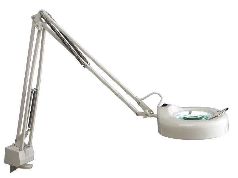 Magnifier Desk Lamp