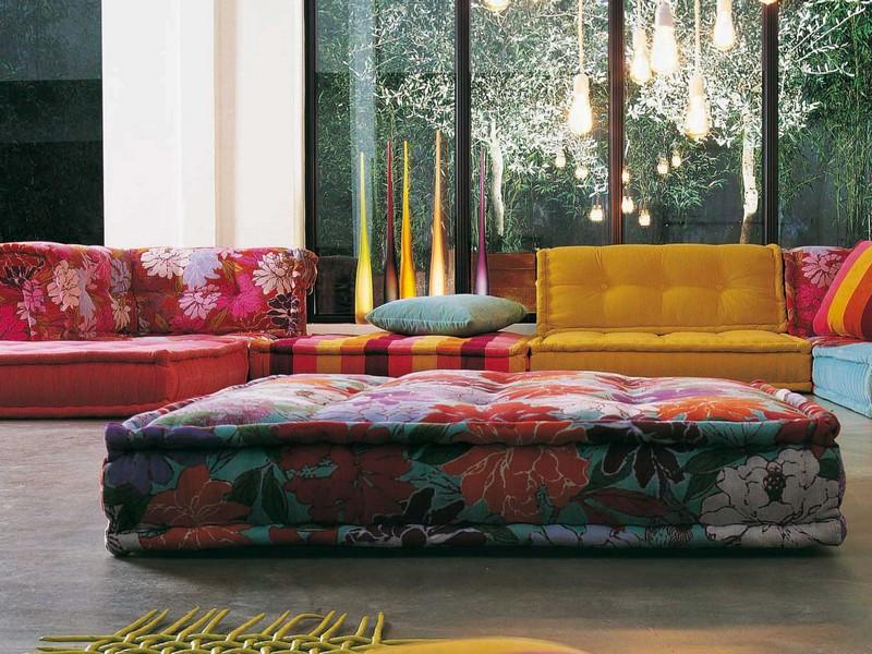 Mah Jong Modular Sofa Replica