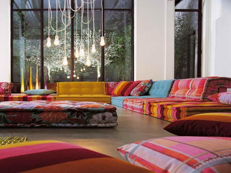 Mah Jong Modular Sofa System