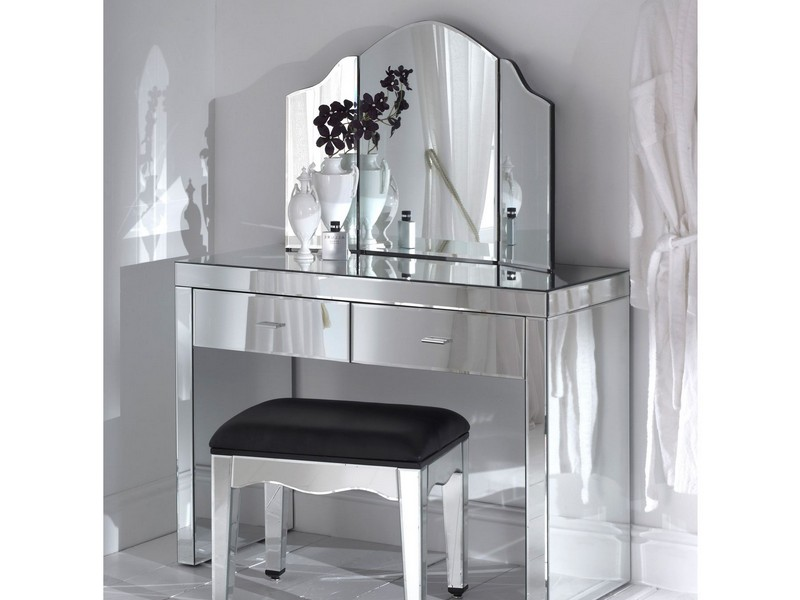 Makeup Vanity Table Without Mirror