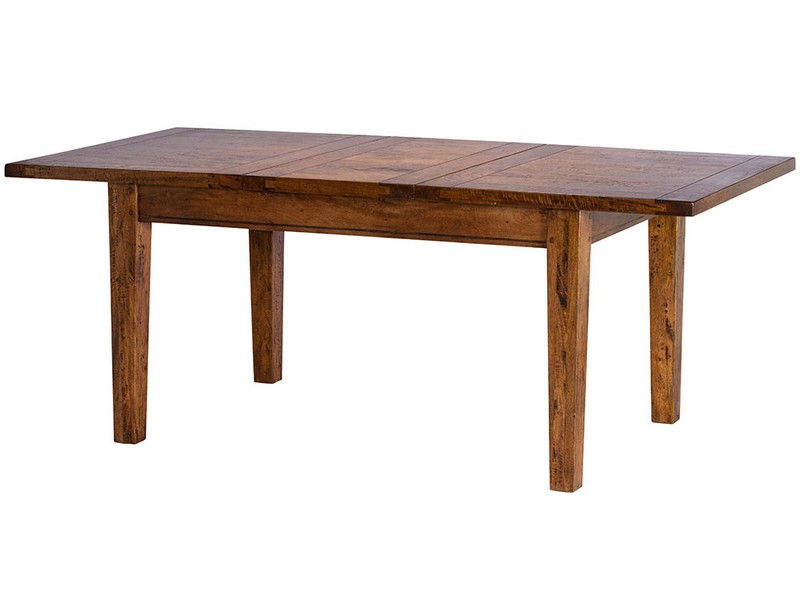 Mango Wood Extending Dining Table