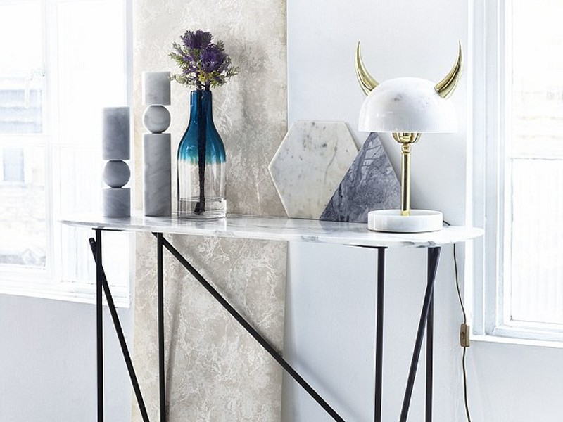 Marble Top Console Table Melbourne