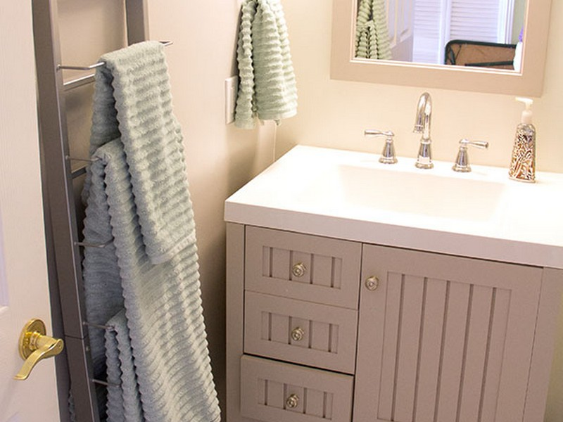 Martha Stewart Bathroom Towel Bars