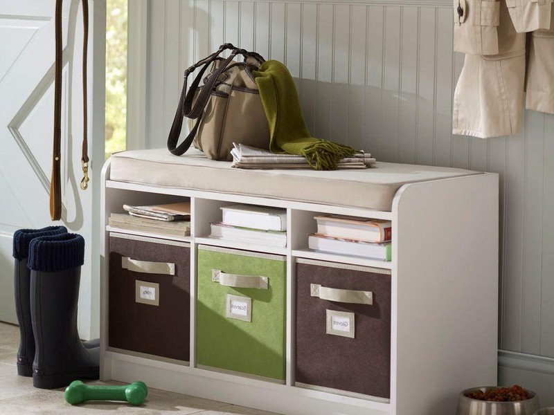Martha Stewart Living Storage Bench