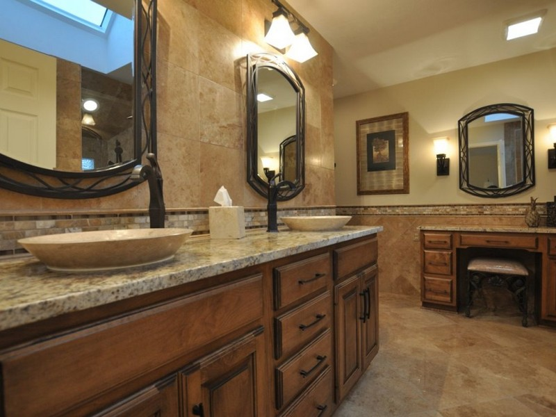 Master Bathroom Countertop Ideas