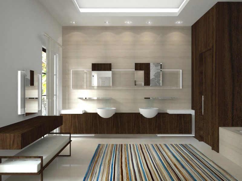Master Bathroom Designs 2015