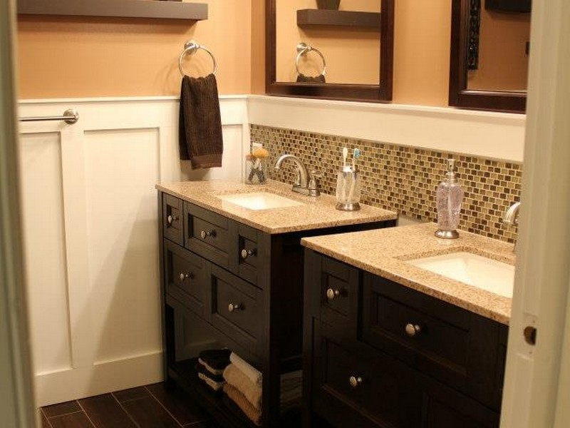 Master Bathroom Double Vanity Ideas