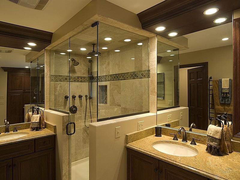 Master Bathroom Remodel Images