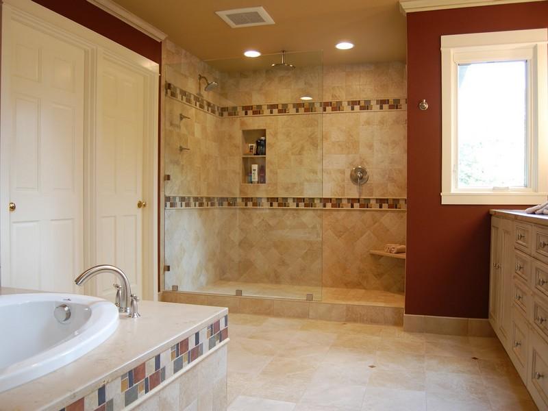 Master Bathroom Remodel Photos