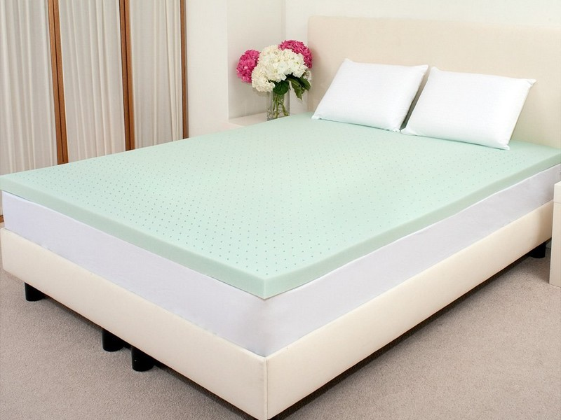 Memory Foam Twin Mattress Topper