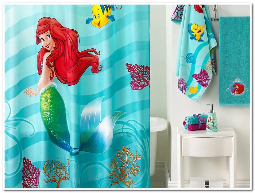 Mermaid Themed Bathroom Decor
