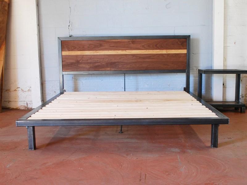 Metal Platform Beds King