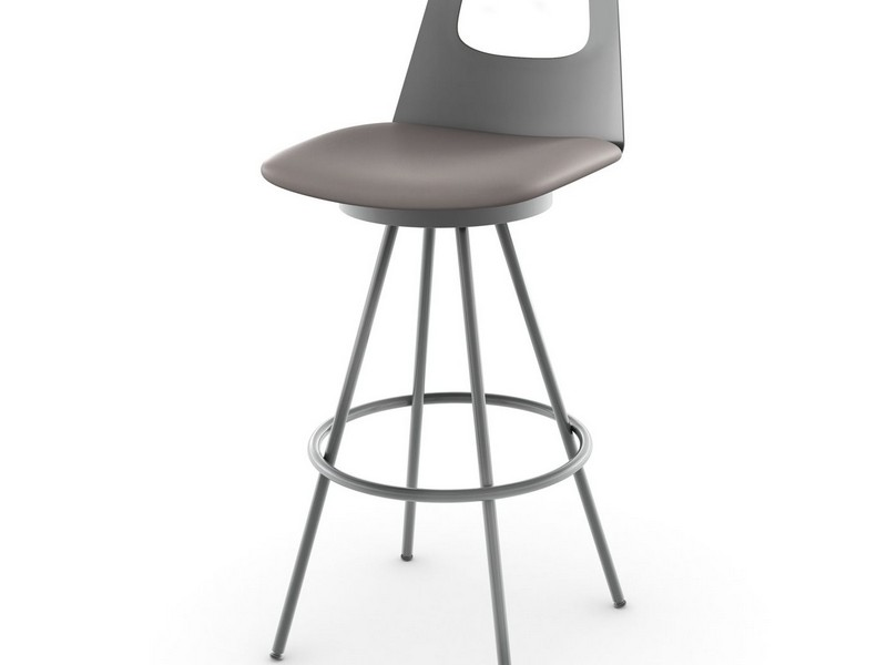 Metal Swivel Bar Stools