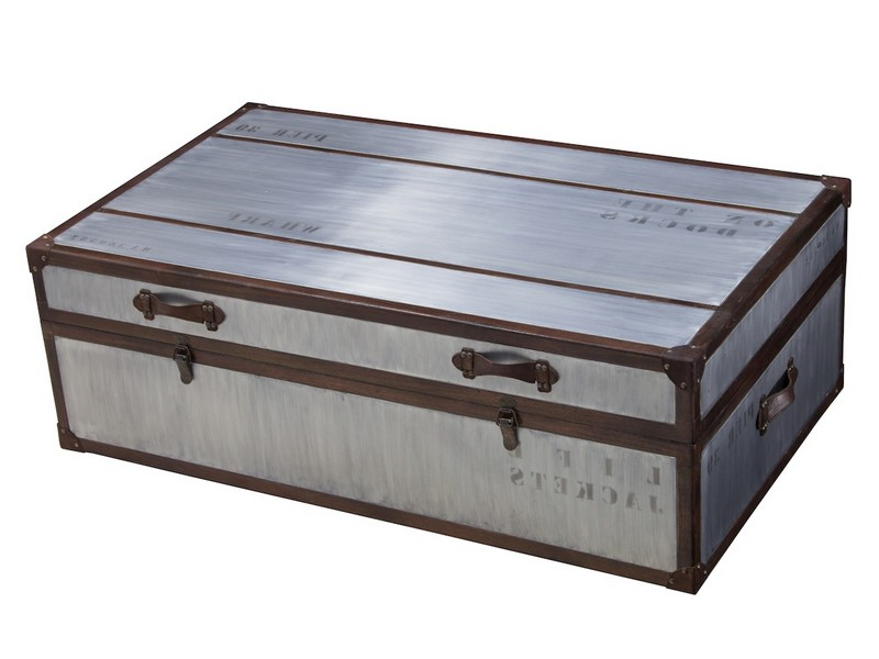 Metal Trunk Coffee Table Uk