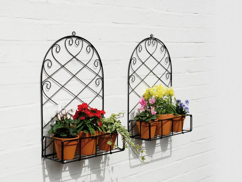 Metal Wall Planters Uk