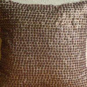 Metallic Throw Pillows