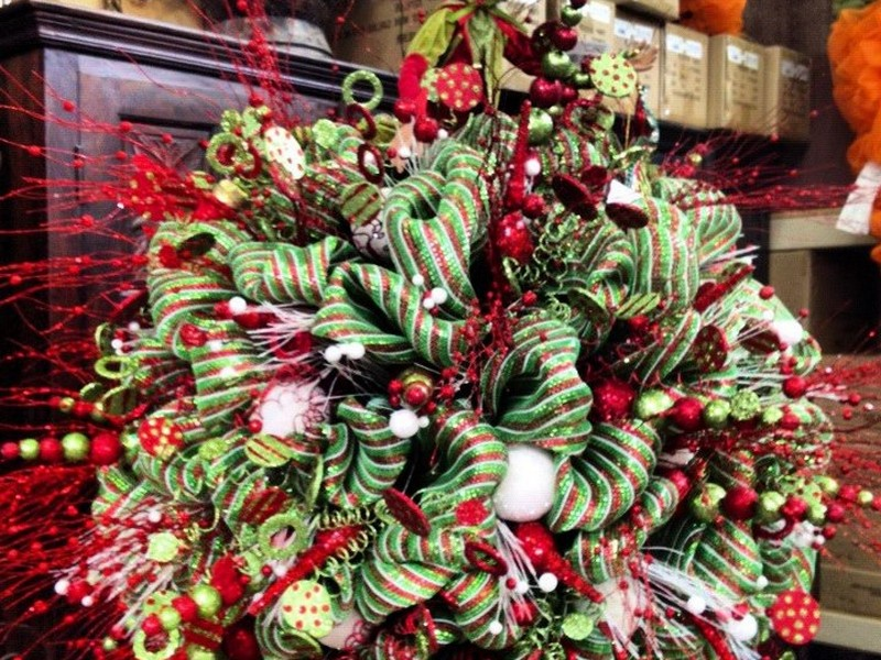 Michaels Christmas Wreaths