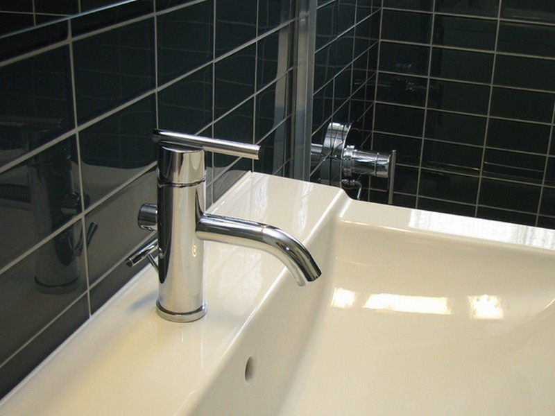 Mid Century Modern Bathroom Faucet. Kraus Millennium Modern Bathroom Faucet   Home Design Ideas
