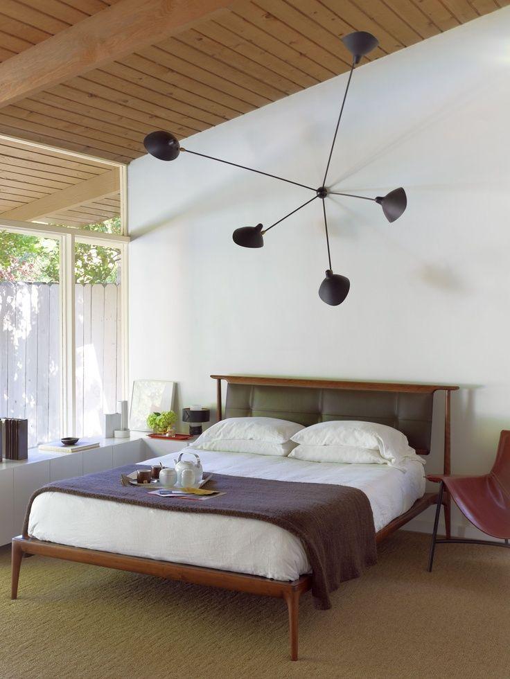 Mid Century Modern Bedspread