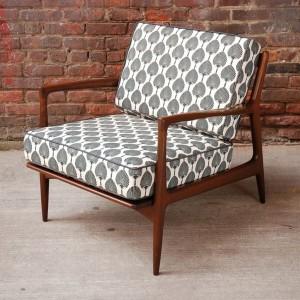 Mid Century Modern Club Chair
