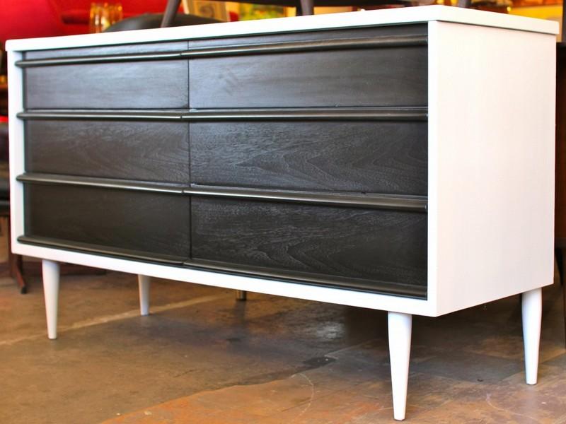 Mid Century Modern Dresser Legs